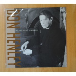 DON HENLEY - THE END OF THE INNOCENCE - LP