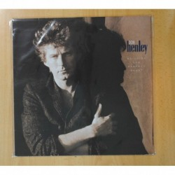 DON HENLEY - BUILDING THE PERFECT BEAST - LP