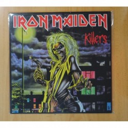 IRON MAIDEN - KILLERS - LP