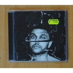 THE WEEKND - BEAUTY BEHIND THE MADNESS - CD
