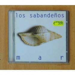 LOS SABANDEÑOS - MAR - CD