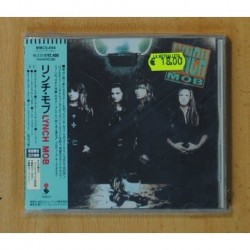LYNCH MOB - LYNCH MOB - EDICION JAPONESA - CD