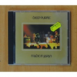 DEEP PURPLE - MADE IN JAPAN - 2 CD