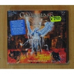GALLOGLASS - HAVENSEEKER - CD