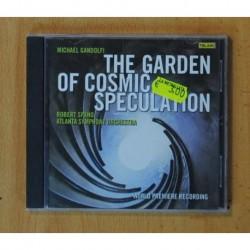 MICHAEL GANDOLFI - GARDEN OF COSMIC SPECULATION - CD
