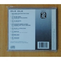 OLE OLE - LOS CABALLEROS LAS PREFIEREN RUBIAS - GATEFOLD - LP [DISCO VINILO]