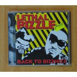 LETHAL BIZZLE - BACK TO BIZZNIZZ - CD