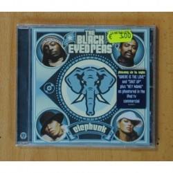 THE BLACK EYED PEAS - ELEPHUNK - CD