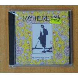 RAY HEREDIA - QUIEN NO CORRE VUELA - CD