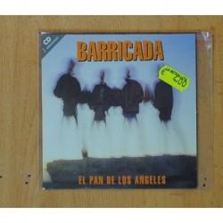 BARRICADA - EL PAN DE LOS ANGELES - CD