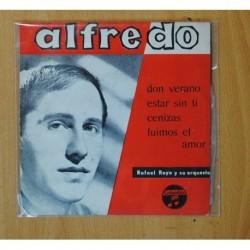 ALFREDO - DON VERANO + 3 - EP
