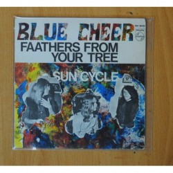 BLUE CHEER - FAATHERS FROM YOUR TREE / SUN CYCLE - SINGLE