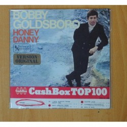 BOBBY GOLDSBORO - HONEY / DANNY - SINGLE