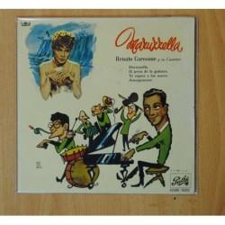 RENATO CAROSONE Y SU CUARTETO - MARUZELLA + 3 - EP