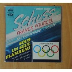 FRANCK POURCEL - SOUS UN SEUL FLAMBEAU + 3 - EP