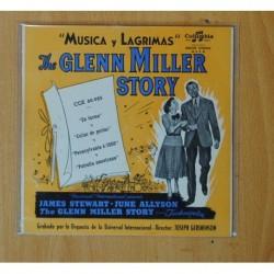 ORQUESTA DE LA UNIVERSAL INTERNACIONAL - THE GLEN MILLER STORY B.S.O. - EN FORMA + 3 - EP