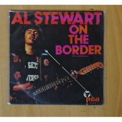 AL STEWART - ON THE BORDER / FLYING SORCERY - SINGLE