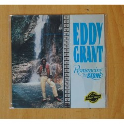 EDDY GRANT - ROMANCING THE STONE / MY TURN TO LOVE YOU - SINGLE