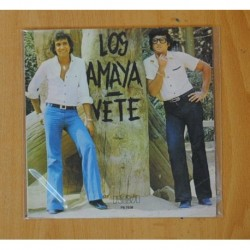 LOS AMAYA - VETE / LLORARAS - SINGLE