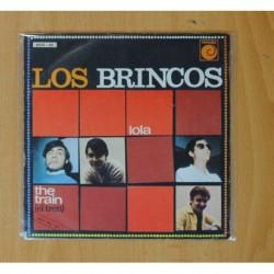 LOS BRINCOS - LOLA / THE TRAIN ( EL TREN ) - SINGLE