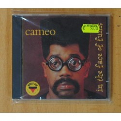 CAMEO - IN THE FACE OF FUNK - CD
