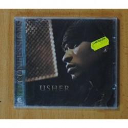USHER - CONFESSIONS - CD