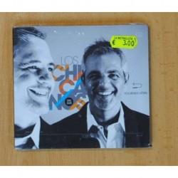 LOS CHICANOS DEL SUR - VOLVIENDO ATRAS - CD