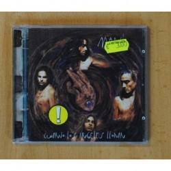 MANA - CUANDO LOS ANGELES LLORAN - CD
