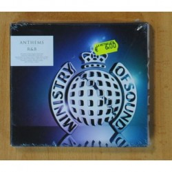 VARIOS - ANTHEMS MINISTRY OF SOUND - 3 CD