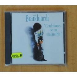 ANGELO BRANDUARDI - CONFESIONES DE UN MALANDRIN - CD