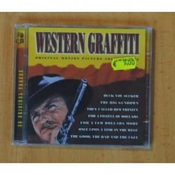 VARIOS - WESTERN GRAFFITI - 2 CD