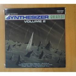 ED STARINK - SYNTHESIZER GREATEST VOLUME 2 - LP