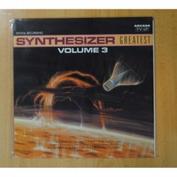 ED STARINK - SYNTHESIZER GREATEST VOLUME 3 - LP