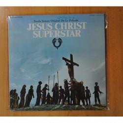 VARIOS - JESUS CHRIST SUPERSTAR - GATEFOLD - 2 LP