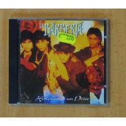 LA BARBERIA - HISTORIA DE UN DESEO - CD