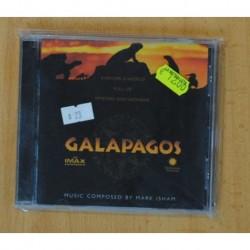 MARK ISHAM - GALAPAGOS - CD