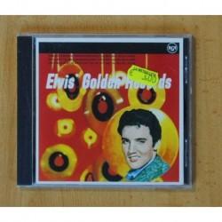 ELVIS PRESLEY - ELVIS GOLDEN RECORDS - CD
