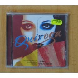 QUIROGA - ENRIQUE GARCIA ASENSIO - CD