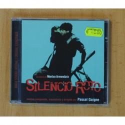 PASCAL GAIGNE - SILENCIO ROTO - CD