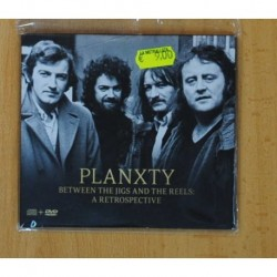 PLANXTY - BETWEEN THE JIGS AND THE REELS: A RETROSPECTIVE + DVD - CD