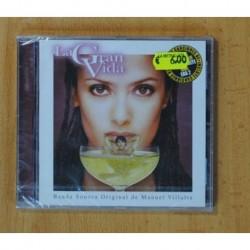 MANUEL VILLALTA - LA GRAN VIDA - CD