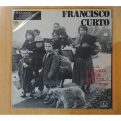 FRANCISCO CURTO - LA GUERRA CIVIL ESPAÑOLA - GATEFOLD - LP