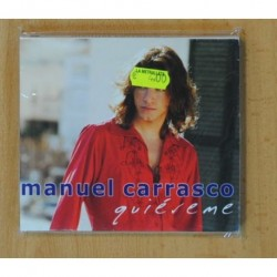 MANUEL CARRASCO - QUIEREME - CD