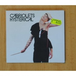 THE CABRIOLETS - HYSTERICAL - CD