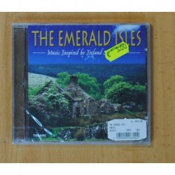 VARIOS - THE EMERALD ISLES / MUSIC INSPIRED BY IRLAND & SCOTLAND - CD