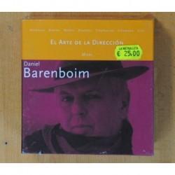 DANIEL BARENBOIM - EL ARTE DE LA DIRECCION - BOX - 20 CD