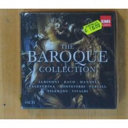 VARIOS - THE BAROQUE COLLECTION - BOX - 10 CD