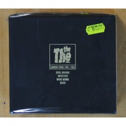 THE THE - LONDON TOWN 1983-1993 - BOX - CD
