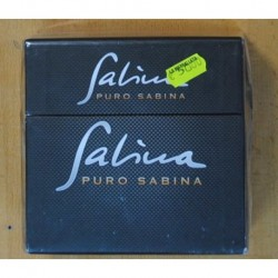JOAQUIN SABINA - PURO SABINA - BOX - 19 CD