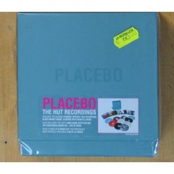 PLACEBO - THE HUT RECORDINGS + 2 DVD - BOX - 8 CD